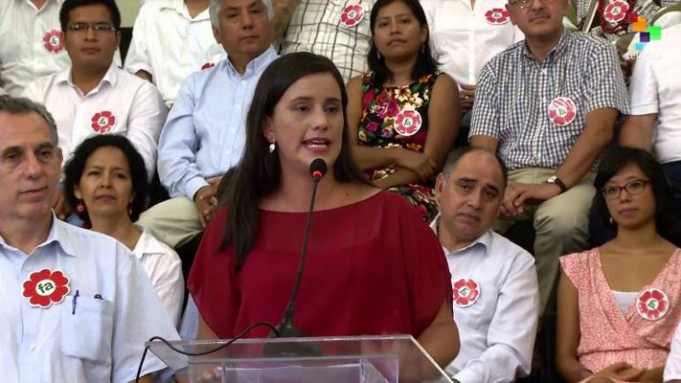 Peru markets rally as leftist fails to qualify for runoff