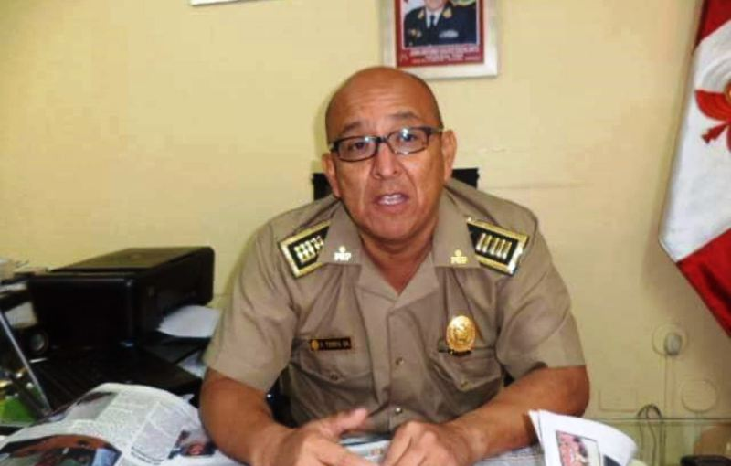 Peru police official arrested with 119 kilos of cocaine