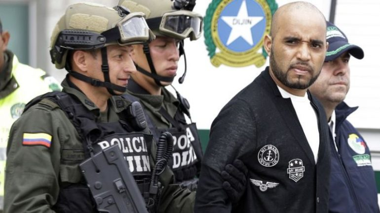 Peru's most wanted fugitive arrested in Colombia