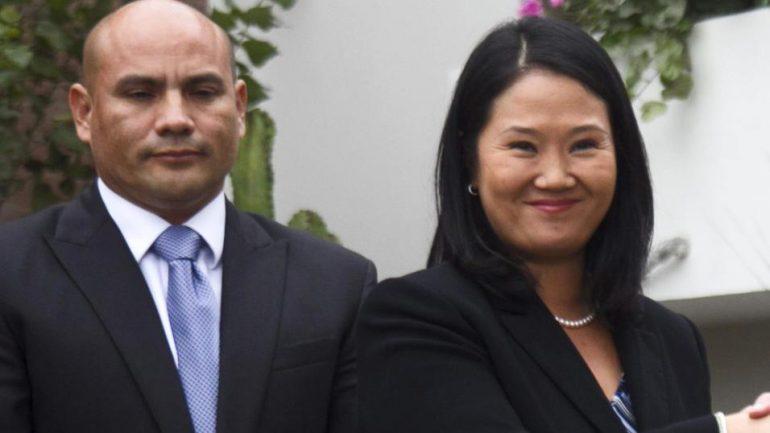 Peru: DEA investigating Fujimori adviser for money laundering