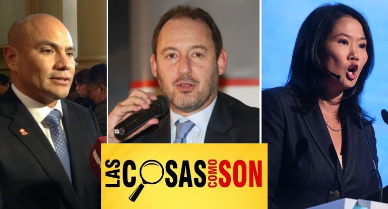 Peru news program cancelled over Fujimori party scandal