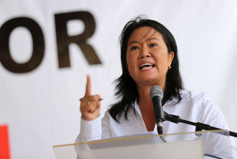 More than 70% of Peruvians agree with decision to detain Keiko Fujimori, per poll