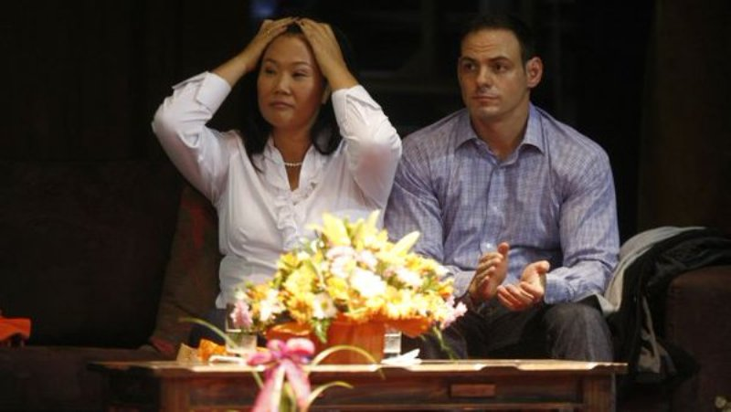 Peru's Keiko Fujimori investigated for money laundering