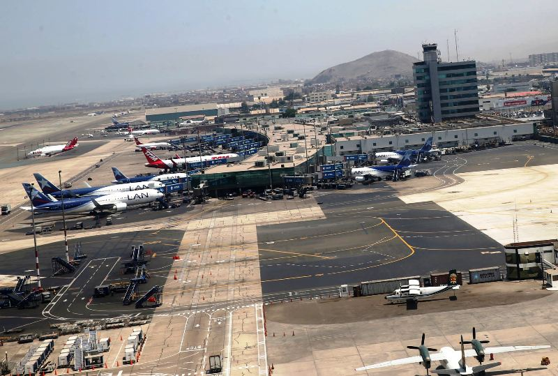 Stalled expansion risks Lima airport's regional leadership