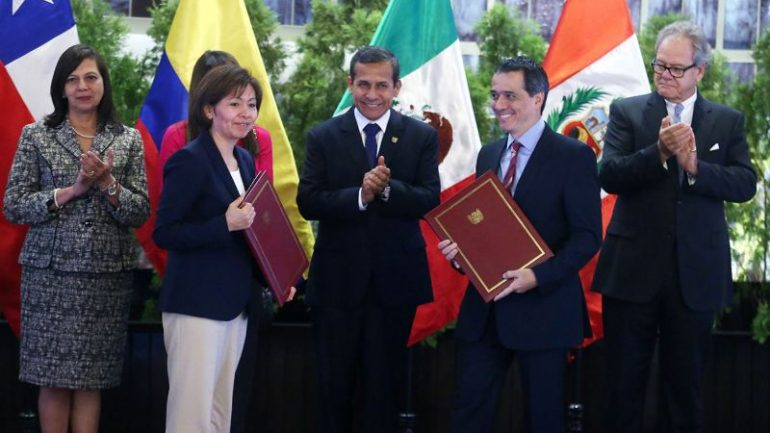 Pacific Alliance trade pact aims to build regional value chains