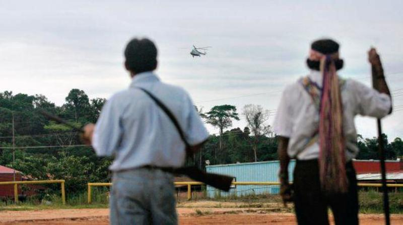 Group kidnappings an enduring negotiation tactic in Peru