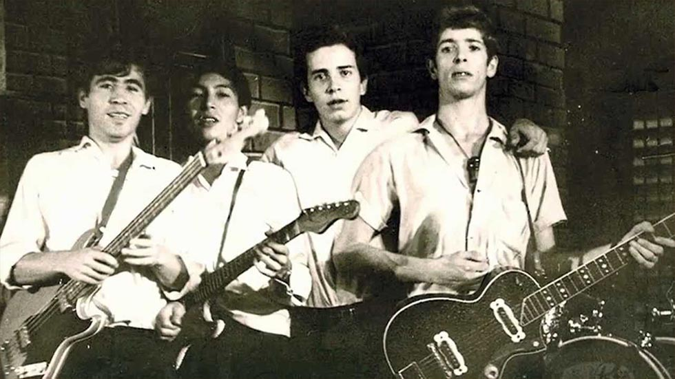 Peru's hottest rock 'n' roll bands 50 years ago today