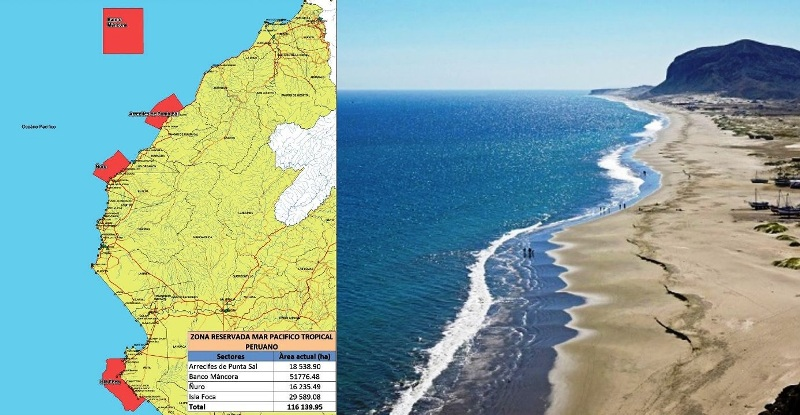 Oil companies oppose ocean reserve in northern Peru