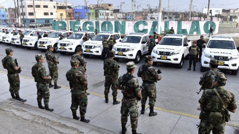 No end in sight for martial law in Lima port district