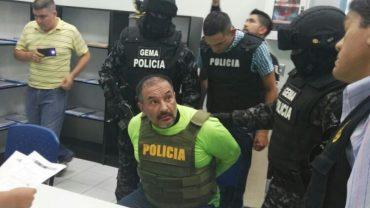 Fugitive governor extradited to Peru from Ecuador