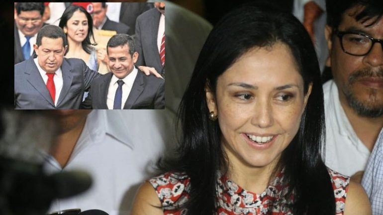 First lady barred from leaving Peru in corruption case