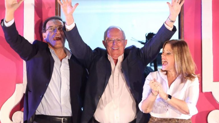 Peru: Kuczynski's lead is greater than total uncounted ballots