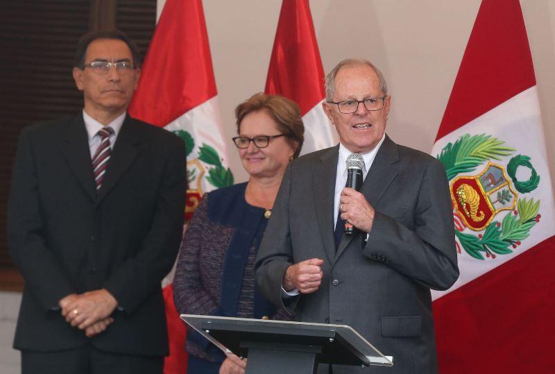 Pedro Pablo Kuczynski wins Peru's presidential election