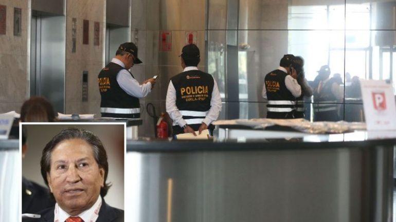 Peru seizes former president's properties in corruption probe