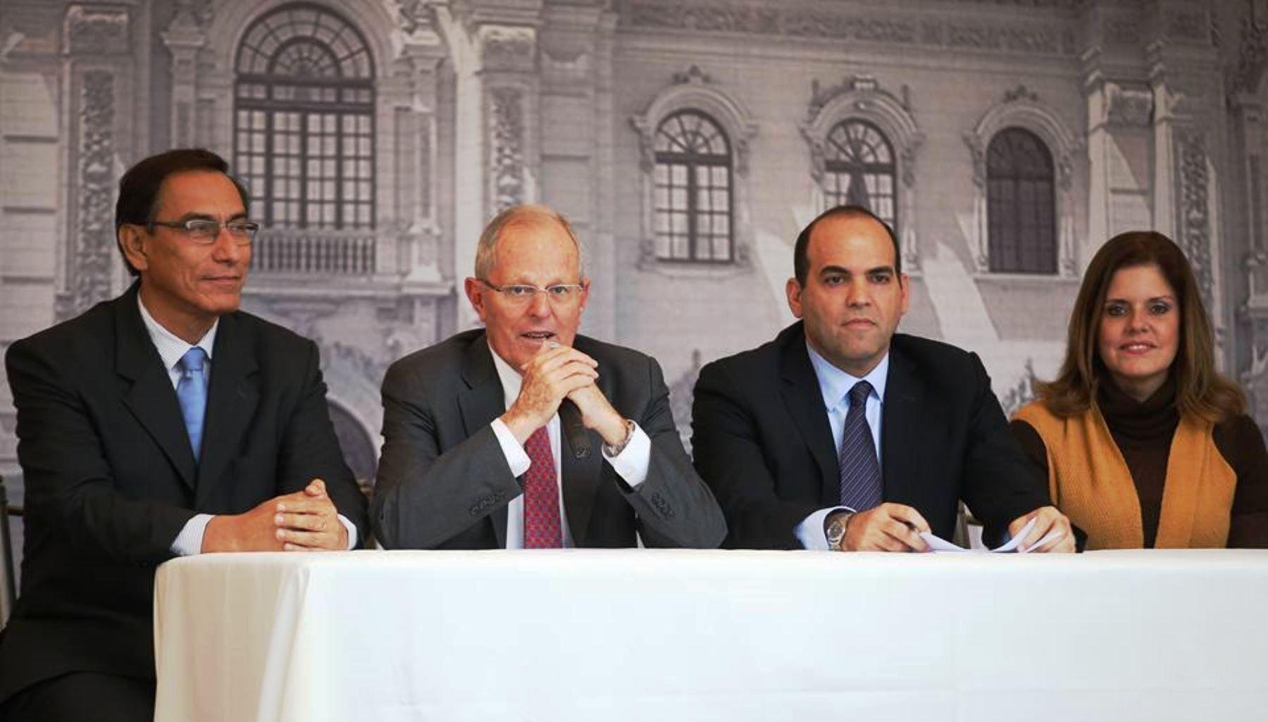 Peru President-elect Kuczynski's new Cabinet ministers