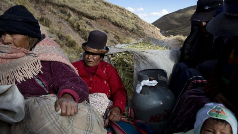 Harsh winter kills over 100 throughout southern Peru