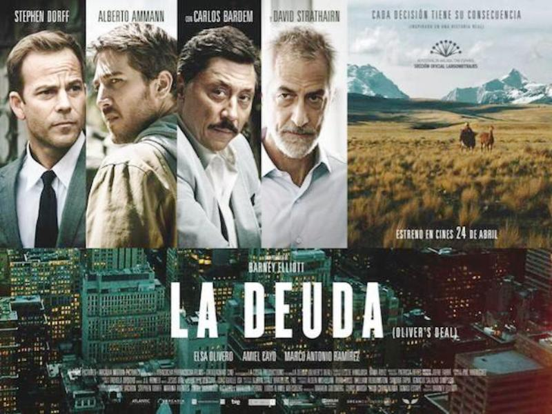American film highlights Peru's sovereign-debt dispute