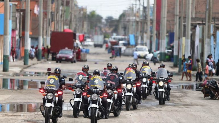 Peru's new government outlines plan to fight rising crime