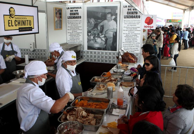 Mistura 2016: Lima food festival to feature other countries' cuisines
