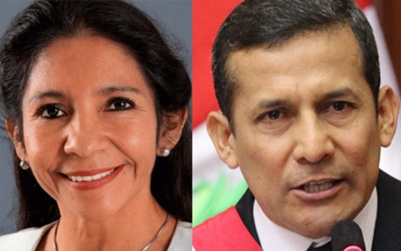 Peru ex-president's sister target of home invasion in Switzerland