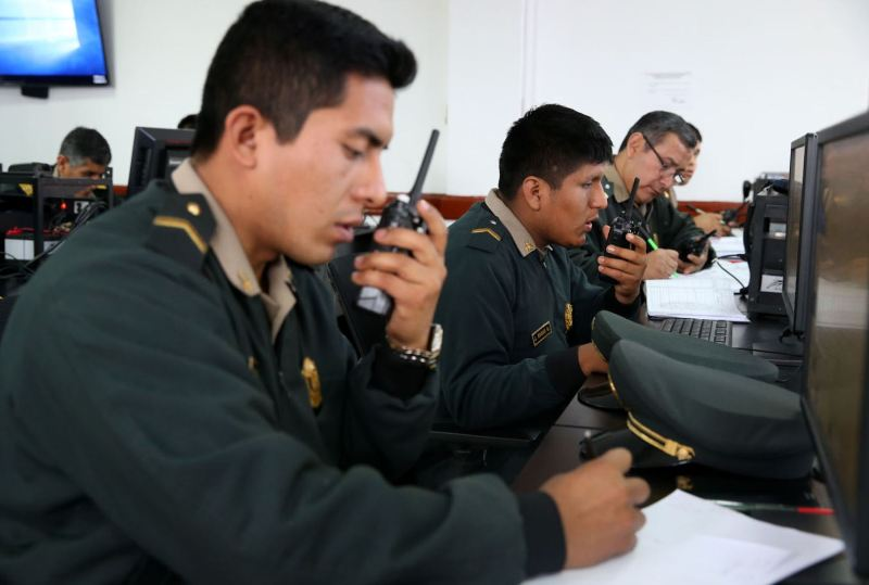 Martial law extended for sixth time in Lima port district