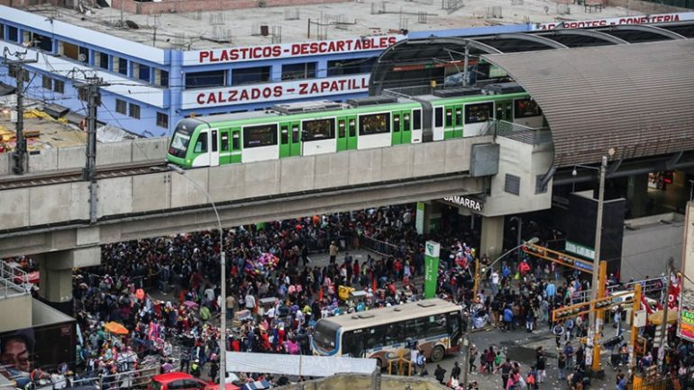 Peru investigates overspending in Lima metro expansion