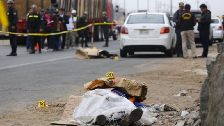 Peru police planned extrajudicial killings to earn promotions: report