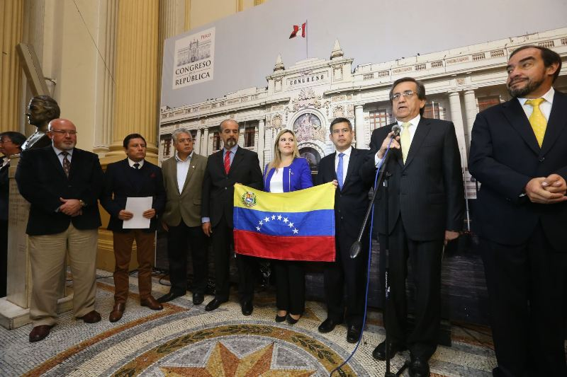 Peru to pass resolution condemning Venezuela's government