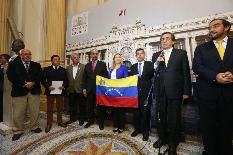 Peru to pass resolution condemning Venezuela's government