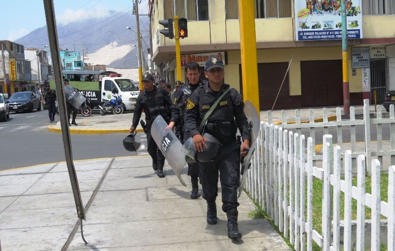 Martial law extended to nine months in northern Peru province