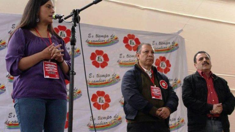 Peru's leftist party shows true colors in Venezuela row