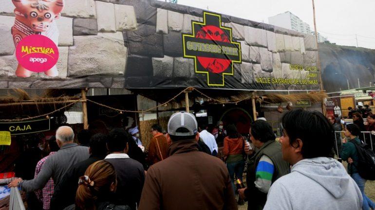 Mistura 2016: Lima food festival's ninth edition panned