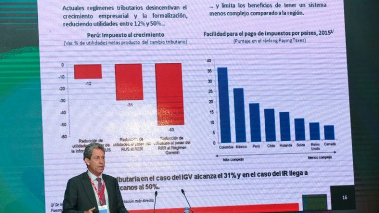 Peru govt prepares for fight with Congress over tax cut