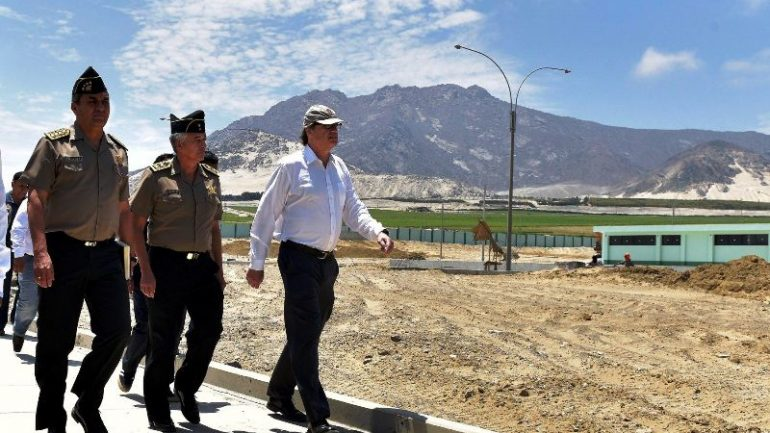 Peru tries new program to fight crime in northern city of Trujillo
