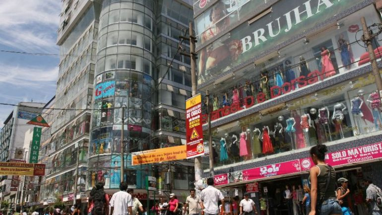 Peru: Chinese imports devastate Lima's garment district