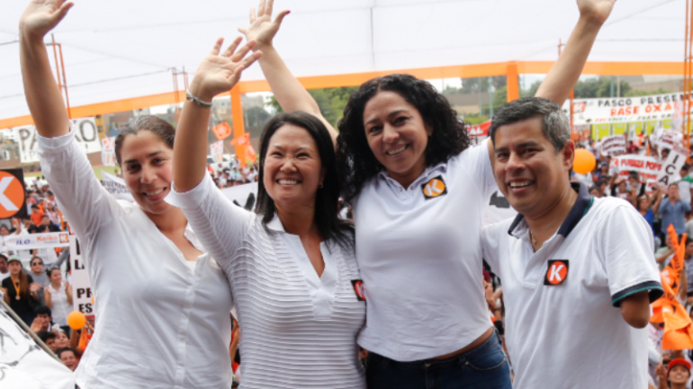 Peru's opposition party kills anti-corruption bill