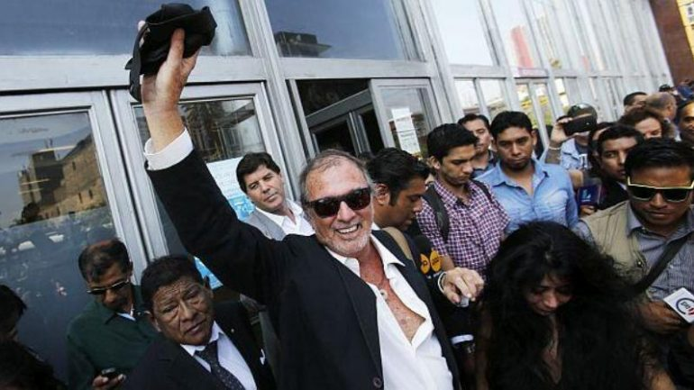 Peru court absolves journalist convicted of defamation