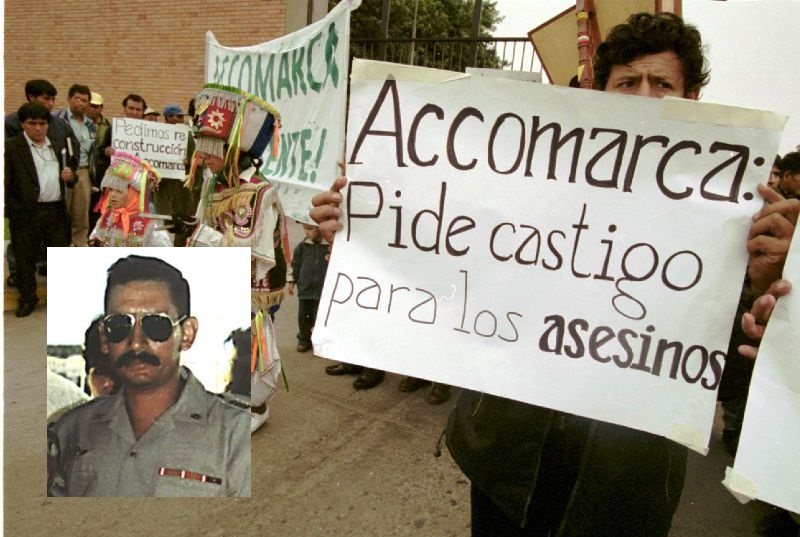 Peru sentences 16 former soldiers for 1985 massacre