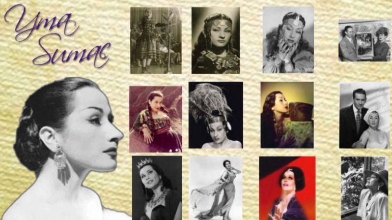Remembering Yma Sumac, 'The Peruvian Songbird,' at 94