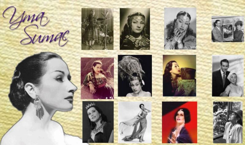 Remembering Yma Sumac, 'The Peruvian Songbird,' at 94