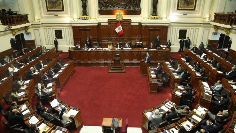 Peru's Congress gives Kuczynski government decree powers for 90 days
