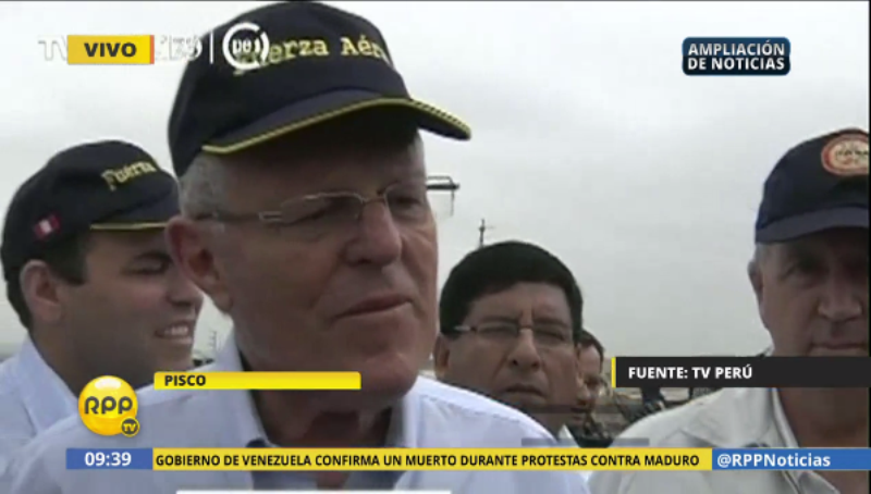 Peru leads region in pressuring Venezuela's Maduro