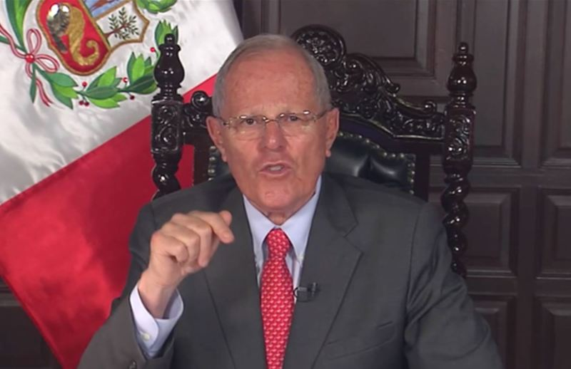 Peru to enact 'civil-death' law in anti-corruption package