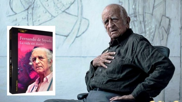 Peru painter Fernando de Szyszlo publishes memoir