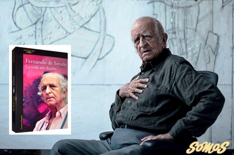 Peru painter Fernando de Szyszlo publishes memoir