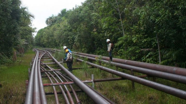 Peru's state oil firm to beef up defense of Amazon pipeline