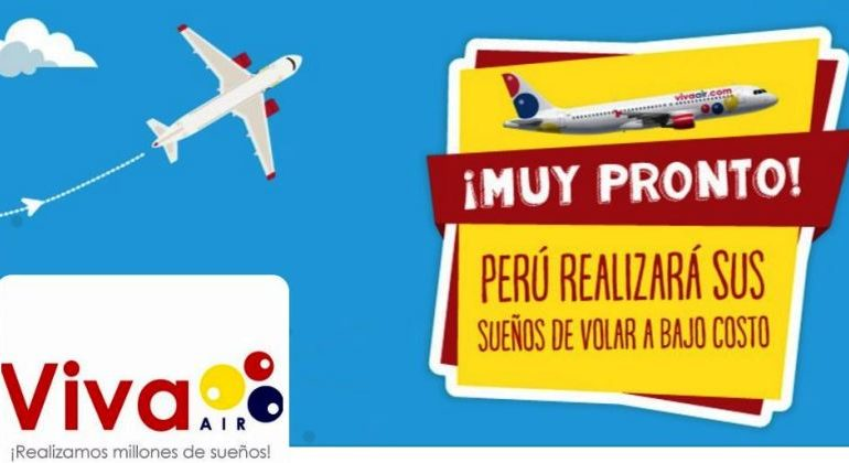 Low-cost airline backed by Ryanair founders opens in Peru