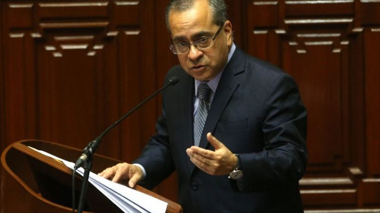 Peru's opposition party to impeach Cabinet minister