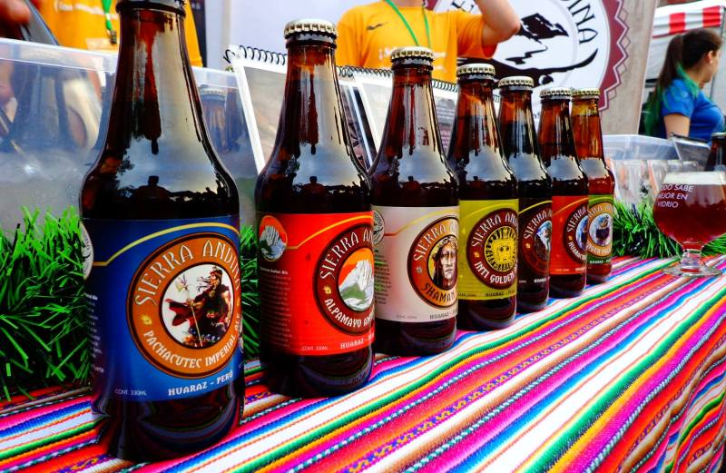 Peru's craft brewers face high barriers to compete with beer monopoly
