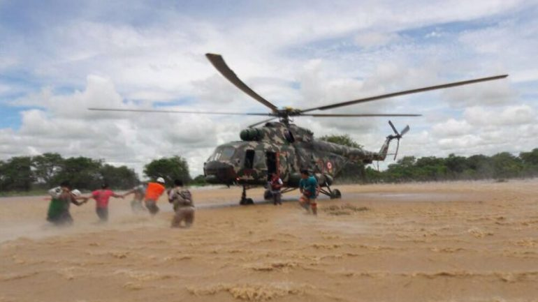 Flooding in Peru: dozens dead, more calls to cancel Pan Am Games